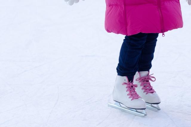 12月1日 太田由希奈さんのこどもスケート教室を開催